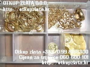 Otkup zlata za trgovce